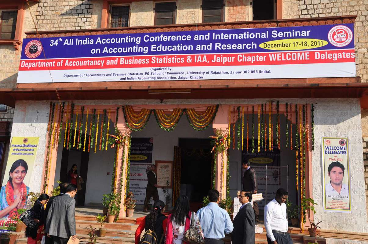 34th All India Accounting Conference- 17-18 Dec,2011